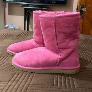 Pink UGG Boots